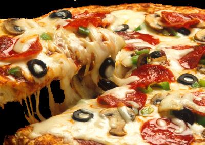 Lucianos Pizzeria Welland Pizza3