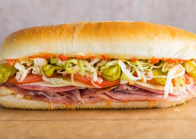Lucianos Pizzeria Welland Subs